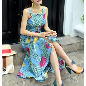 Wholesale Fashion dress K7324