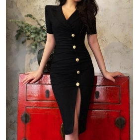 Wholesale Fashion dress K7331