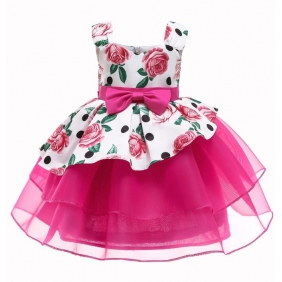Wholesale Kids dress PQ2542