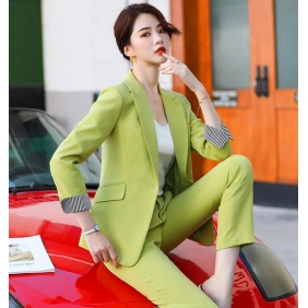 Wholesale Fashion 2-piece set office suit S2405