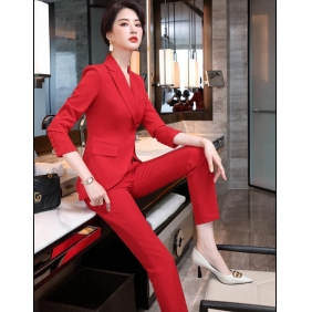 Wholesale Fashion 2-piece set office suit S2412