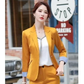 Wholesale Fashion blazer S2416