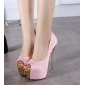 Wholesale Fashion sandals J90178 Pink