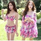 Wholesale Swimwear R1273 Pink