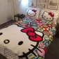 Wholesale Bedding 3 PCS set cotton bedclothes 81555 1.2 M