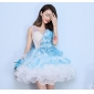 Wholesale Fashion mini prom dress 50010