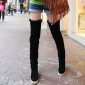 Wholesale Fashion boots J90628 Black