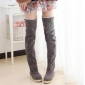 Wholesale Fashion boots J90628 Gray