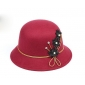 Wholesale Fashion woman hats H1002