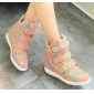 Wholesale Fashion sport shoes J90674 Pink
