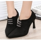 Wholesale Fashion boots J90678 Black