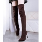 Wholesale Fashion boots J89868 Brown