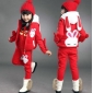 Wholesale Kids winter 3-piece set suit PQ1813