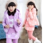 Wholesale Kids winter 3-piece set suit PQ1816