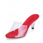 Wholesale Fashion sandals J91275 Red