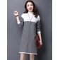 Wholesale Fashion knit dress A16078