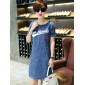Wholesale Fashion denim dress A16311