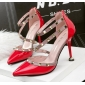 Wholesale Fashion high heels J91957
