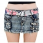 Wholesale Fashion denim short A16871