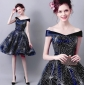 Wholesale Fashion mini prom dress 50490