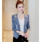 Wholesale Fashion denim jacket W5382