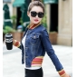 Wholesale Fashion denim jacket W5390