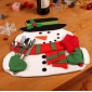 Wholesale Christmas placemat SD1009