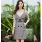 Wholesale Fashion 2-piece set dress K3271