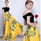 Wholesale Fashion long prom dress 50569