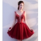 Wholesale Fashion mini prom dress 50602
