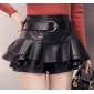 Wholesale Fashion pants with the belt A17755