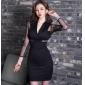 Wholesale Fashion dress K3681