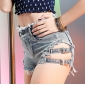 Wholesale Fashion denim shorts A17837