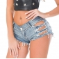 Wholesale Fashion denim shorts A17850