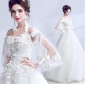 Wholesale Fashion wedding dress 35307