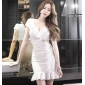 Wholesale Fashion dress K3905