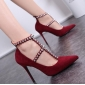 Wholesale Fashion high heels J92845