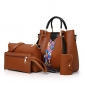 Wholesale 4-Piece set bags 19539