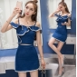 Wholesale Fashion 2-piece set dress A18643