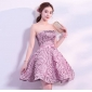 Wholesale Fashion mini prom dress 50741