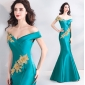 Wholesale Fashion long prom dress 50766