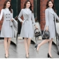 Wholesale High quality 2-piece set dress B3646
