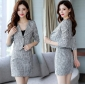 Wholesale High quality 2-piece set dress B3649