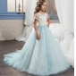 Wholesale Kids prom dress PQ2320