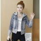 Wholesale Fashion denim jacket W5626