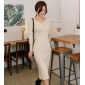 Wholesale Fashion knit dress K5283