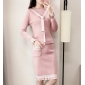 Wholesale Fashion 2-piece set knit dress A19769