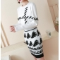 Wholesale Fashion 2-piece set knit dress A19896