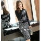 Wholesale Fashion 2-piece set knit dress A19897