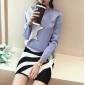 Wholesale Fashion 2-piece set knit dress A19899